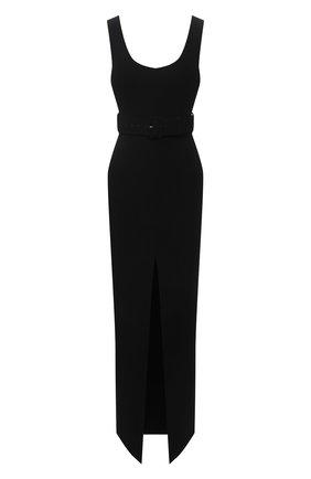Женское платье SOLACE черного цвета, арт. 0S1135 | Фото 1