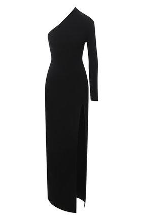 Женское платье SOLACE черного цвета, арт. 0S21068 | Фото 1