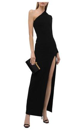 Женское платье SOLACE черного цвета, арт. 0S21068 | Фото 2