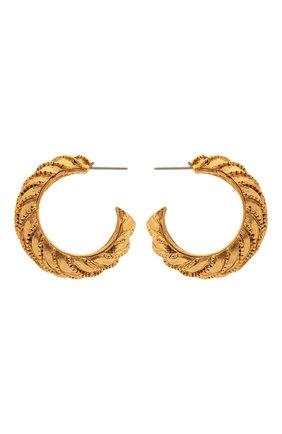 Женские серьги JENNIFER BEHR золотого цвета, арт. 111RA21   Фото 1