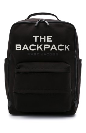 Женский рюкзак MARC JACOBS (THE) черного цвета, арт. H301M06SP21   Фото 1