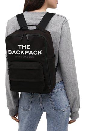Женский рюкзак MARC JACOBS (THE) черного цвета, арт. H301M06SP21   Фото 2
