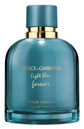 Мужской парфюмерная вода light blue forever pour homme DOLCE & GABBANA бесцветного цвета, арт. 30700712DG | Фото 1