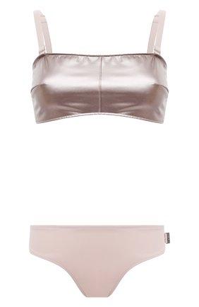 Женский раздельный купальник SHAN розового цвета, арт. 42143-26-42143-34   Фото 1