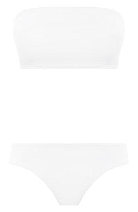 Женский раздельный купальник SHAN белого цвета, арт. 42190-26-42190-34   Фото 1