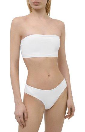 Женский раздельный купальник SHAN белого цвета, арт. 42190-26-42190-34   Фото 2