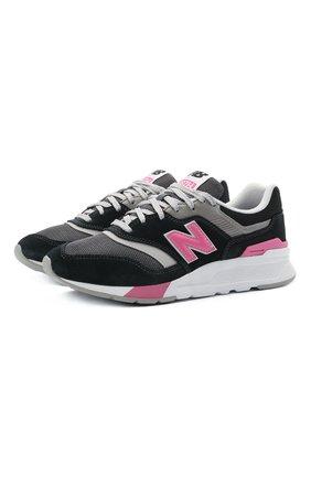 Женские комбинированные кроссовки NEW BALANCE разноцветного цвета, арт. CW997HVL/B   Фото 1