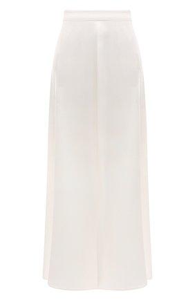Женская юбка из вискозы EMILIO PUCCI белого цвета, арт. 1HRW01/1H625 | Фото 1