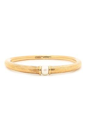 Женский браслет darcey CHLOÉ золотого цвета, арт. CHC21UFB12BRR | Фото 1
