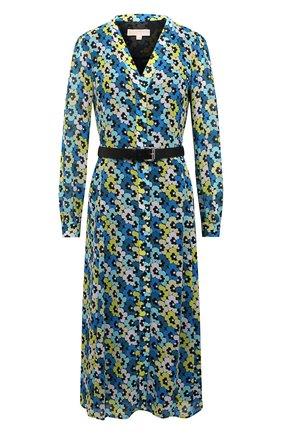 Женское платье с платком MICHAEL MICHAEL KORS разноцветного цвета, арт. MS18Y461LY | Фото 1