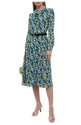 Женское платье с платком MICHAEL MICHAEL KORS разноцветного цвета, арт. MS18Y461LY | Фото 2