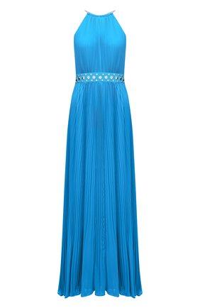 Женское платье MICHAEL MICHAEL KORS голубого цвета, арт. MS1806L7R3 | Фото 1