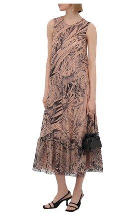Женское шелковое платье REDVALENTINO разноцветного цвета, арт. VR0VAZ95/5SP | Фото 2