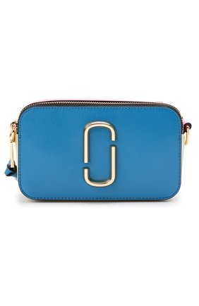 Женская сумка snapshot small MARC JACOBS (THE) синего цвета, арт. M0012007   Фото 1