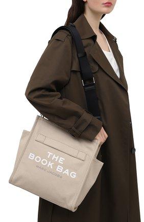 Женский сумка-тоут MARC JACOBS (THE) бежевого цвета, арт. M0017047   Фото 2