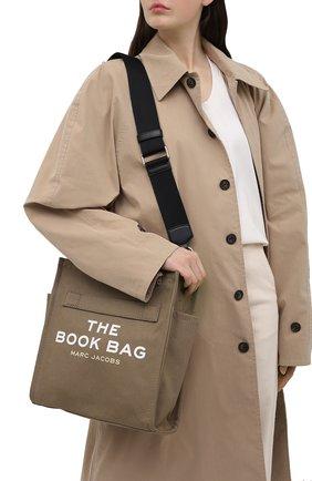 Женский сумка-тоут MARC JACOBS (THE) хаки цвета, арт. M0017047   Фото 2