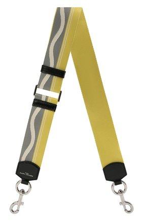 Женские ремень для сумки MARC JACOBS (THE) желтого цвета, арт. S304M06SP21   Фото 1