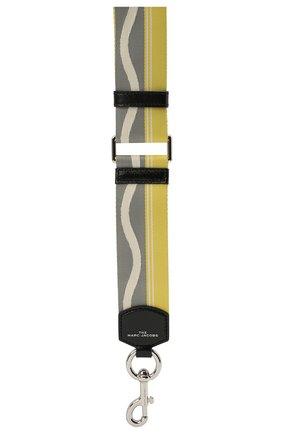 Женские ремень для сумки MARC JACOBS (THE) желтого цвета, арт. S304M06SP21   Фото 2