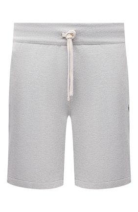 Мужские шорты POLO RALPH LAUREN серого цвета, арт. 710790292 | Фото 1