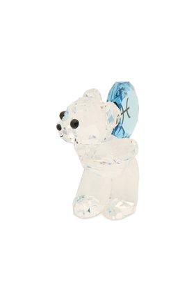 Скульптура kris bear pisces SWAROVSKI прозрачного цвета, арт. 5396294 | Фото 2