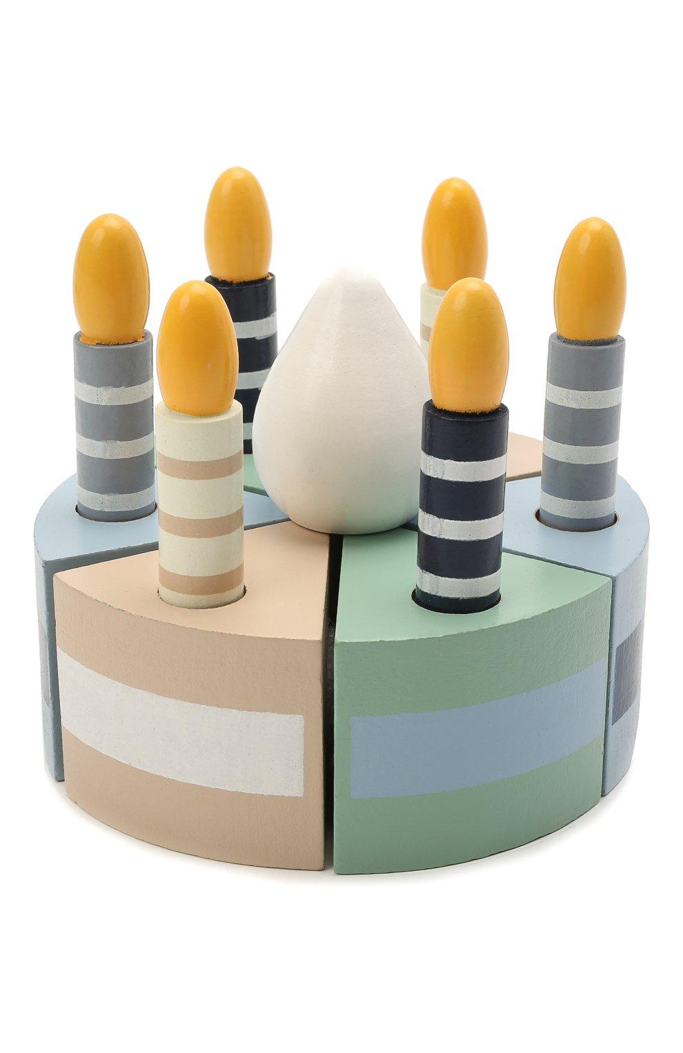 Детского игрушечный торт MAGNI разноцветного цвета, арт. 2768   Фото 2