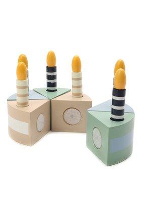 Детского игрушечный торт MAGNI разноцветного цвета, арт. 2768   Фото 3