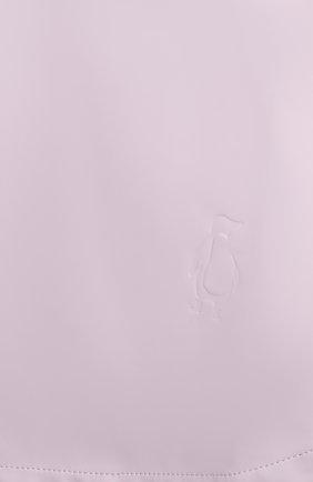 Детское пончо GOSOAKY сиреневого цвета, арт. 211.101.303/MICR0 PU   Фото 3 (Рукава: Длинные; Материал внешний: Синтетический материал; Ростовка одежда: 5 лет   110 см, 7 лет   122 см, 2 года   92 см, 24 мес   92 см)