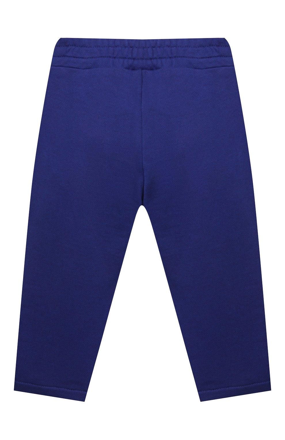 Детские брюки EMPORIO ARMANI синего цвета, арт. 6KEP09/3J44Z | Фото 2