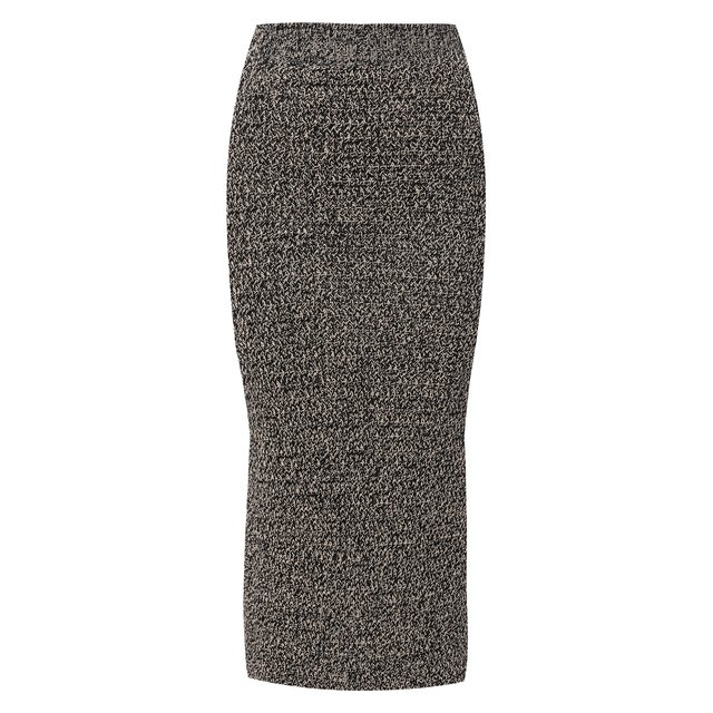 Хлопковая юбка Jil Sander