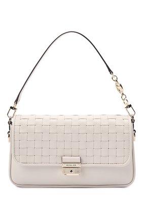 Женская сумка bradshaw MICHAEL MICHAEL KORS кремвого цвета, арт. 30S1L2BL1T | Фото 1