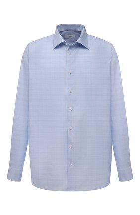 Мужская хлопковая сорочка ETON голубого цвета, арт. 1000 01837 | Фото 1