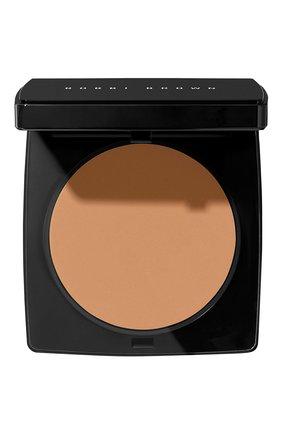 Компактная пудра sheer finish pressed powder, golden brown BOBBI BROWN бесцветного цвета, арт. ENPT-09   Фото 1