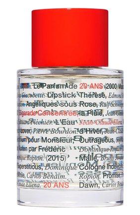 Туалетная вода bigarade concentree 20th anv (100ml) FREDERIC MALLE бесцветного цвета, арт. 3700135017900 | Фото 1 (Ограничения доставки: flammable)