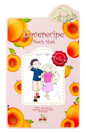 Тканевая маска sally's box с персиком ULTRU бесцветного цвета, арт. 8809208139046   Фото 1