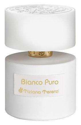 Духи bianco puro (100ml) TIZIANA TERENZI бесцветного цвета, арт. 8016741012587 | Фото 1 (Ограничения доставки: flammable)