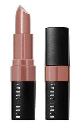 Помада для губ real nudes crushed lip color, bare withme BOBBI BROWN бесцветного цвета, арт. EH21-30   Фото 1