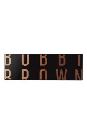Палетка теней для глаз new nudes golden nudes BOBBI BROWN бесцветного цвета, арт. ENWH-01 | Фото 2