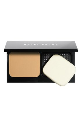 Крем-пудра для лица skin weightless powder foundation, natural BOBBI BROWN бесцветного цвета, арт. ET5K-04   Фото 1