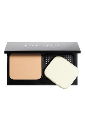 Крем-пудра для лица skin weightless powder foundation, warm beige BOBBI BROWN бесцветного цвета, арт. ET5K-15   Фото 1