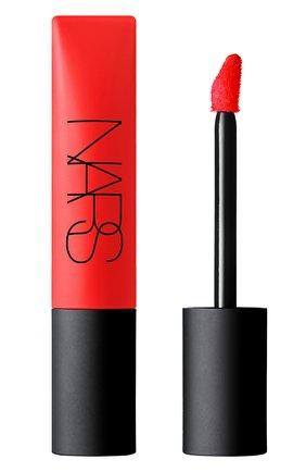 Тинт для губ air matte lip colour, оттенок mad rush NARS бесцветного цвета, арт. 34500045NS | Фото 1