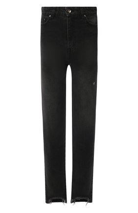Женские джинсы DANIILBERG черного цвета, арт. JMMS01 | Фото 1