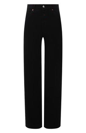 Женские джинсы HERON PRESTON FOR CALVIN KLEIN черного цвета, арт. K10K108242   Фото 1