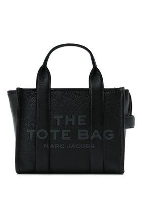 Женская сумка-тоут traveller mini MARC JACOBS (THE) черного цвета, арт. H009L01SP21   Фото 1