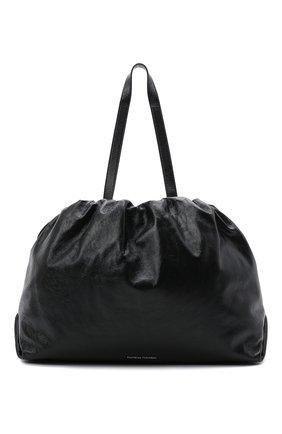 Женский сумка-шопер BRUNELLO CUCINELLI черного цвета, арт. MB00D2311P   Фото 1