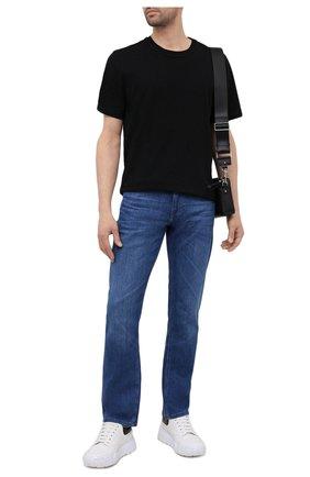 Мужские джинсы BOSS синего цвета, арт. 50453154 | Фото 2
