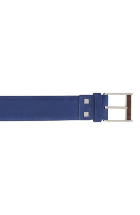 Мужской кожаный ремень ZILLI синего цвета, арт. MJL-CLAQE-01980/0057 | Фото 3 (Случай: Повседневный)