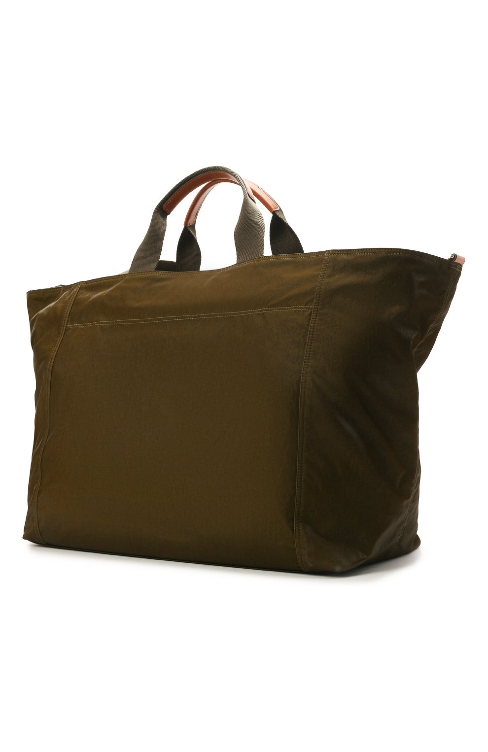 Мужская дорожная сумка nero sicilia dna DOLCE & GABBANA хаки цвета, арт. BM1958/A0244 | Фото 3