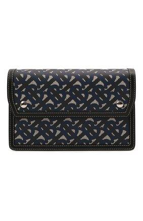Мужская сумка BURBERRY темно-синего цвета, арт. 8040284 | Фото 1