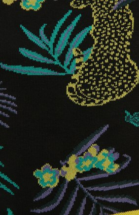 Мужские хлопковые носки STORY LORIS черного цвета, арт. 5575 | Фото 2 (Кросс-КТ: бельё; Материал внешний: Хлопок)