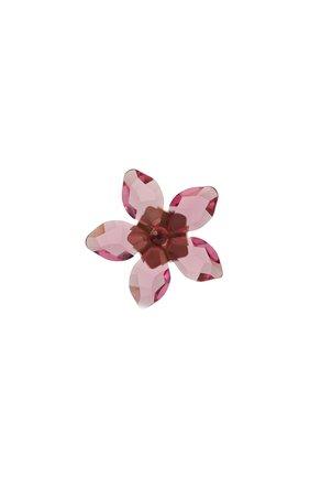 Магнит cherry blossom SWAROVSKI розового цвета, арт. 5580027 | Фото 1